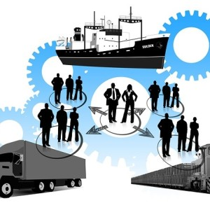 Logistics training for supply chain career